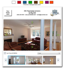 Click for custom Cape Cod Realtor Virtual Tour
