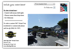 Click for custom Postcard Virtual Tour