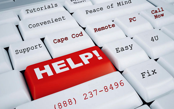 Cape Cod Remote PC Support