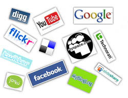 Social Media Marketing, SEO, Bing, Yahoo and Google exposure campaigns.